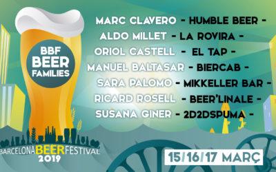 Set famílies cerveseres